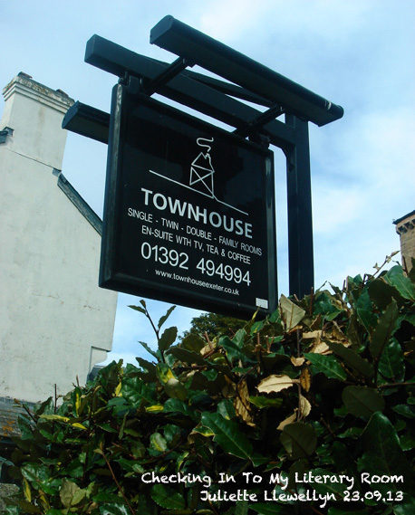 Town House Sign